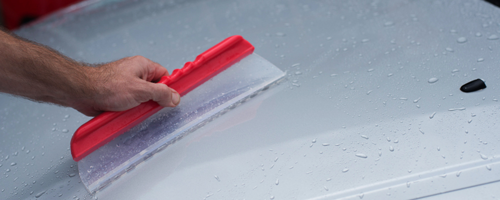 Autoglym Hi-Tech Flexi Water Blade