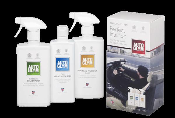 Autoglym Australia Car Interior Products