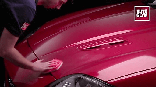 AutoGlym | How to remove blemishes, scratches and renew your paint