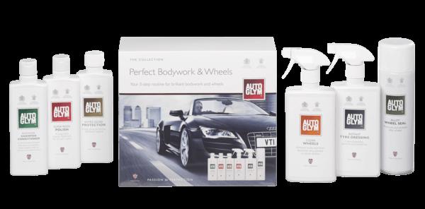 Autoglym Car Products Perfect Bodywork and Wheels