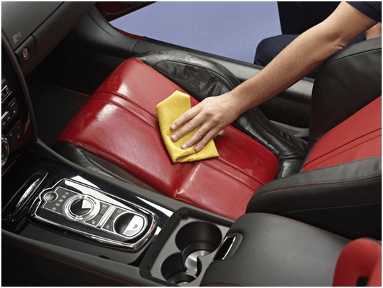 autoglym how to clean car leather seats autoglym. Black Bedroom Furniture Sets. Home Design Ideas