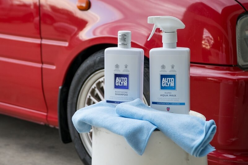 How to wax a car the easiest way - 1
