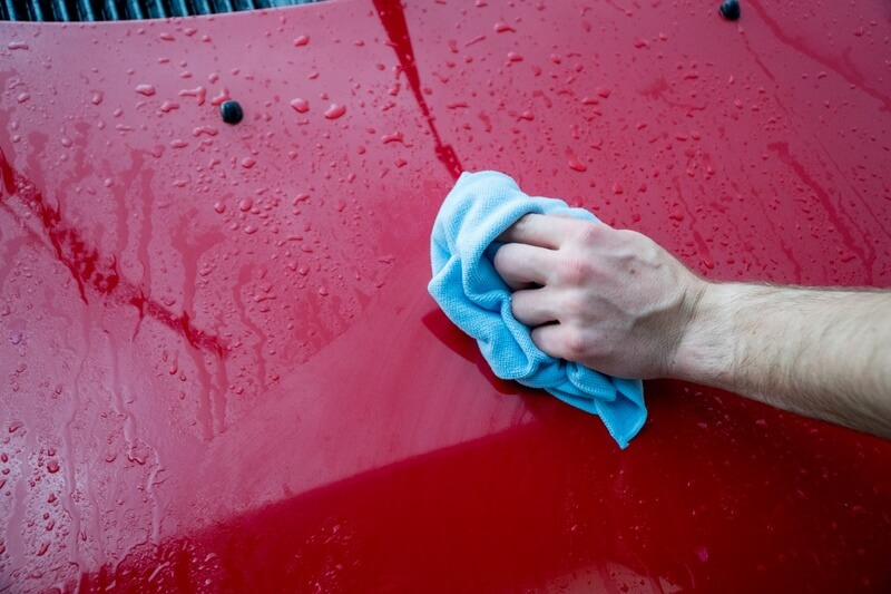 How to wax a car the easiest way - 8