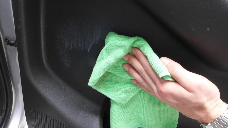best product to clean car interior - Autoglym