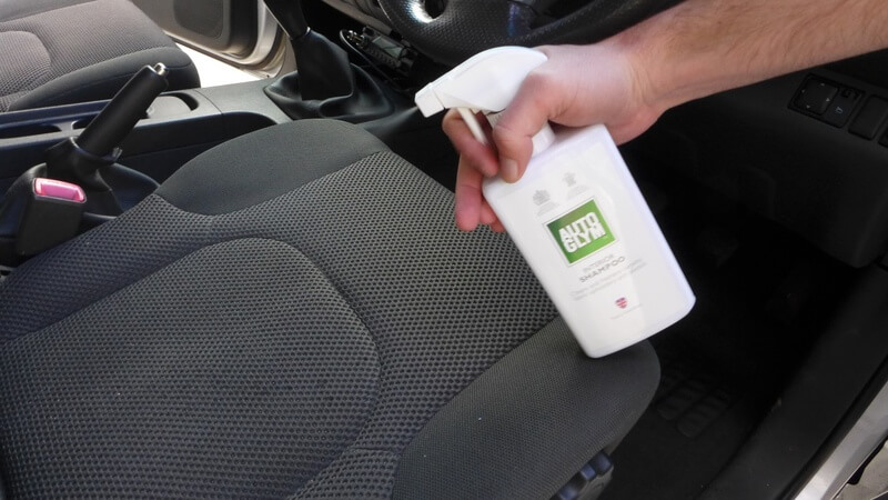 best product to clean car interior