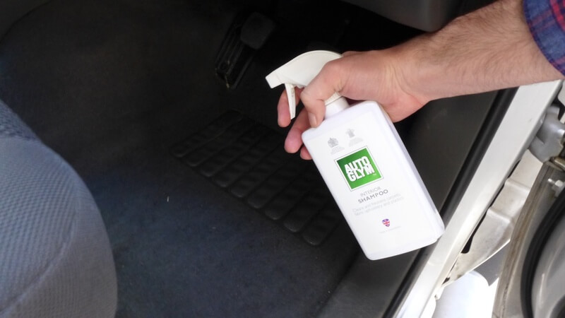 best way to clean leather car seats - Autoglym