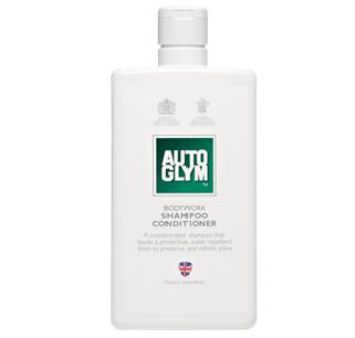 Bodywork Shampoo and Conditioner - 1