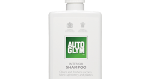 How to shampoo your car interior