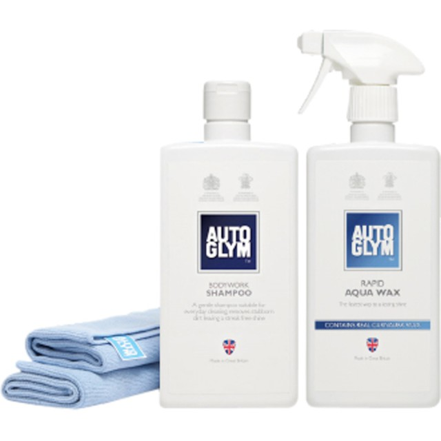 Autoglym Wash and Protect Complete Kit