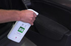Removing stains with Autoglym Interior Shampoo (video)