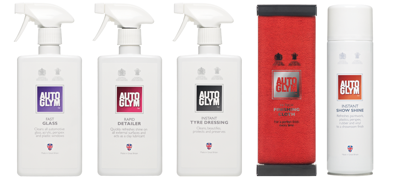 Autoglym Products To Take To A Car Show