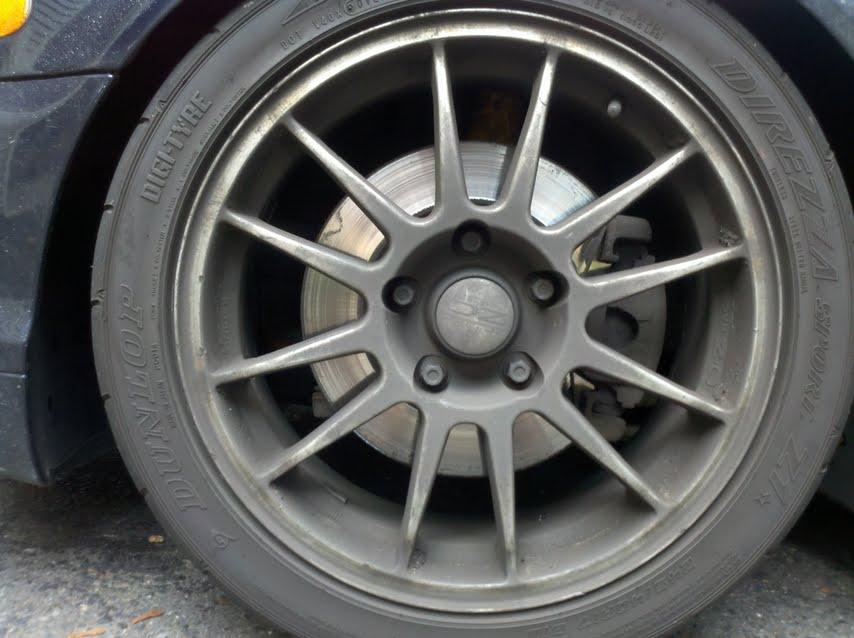 Dirty Wheels