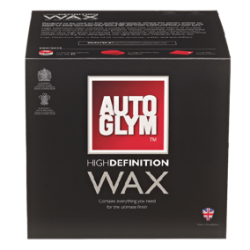 High Definition Wax3
