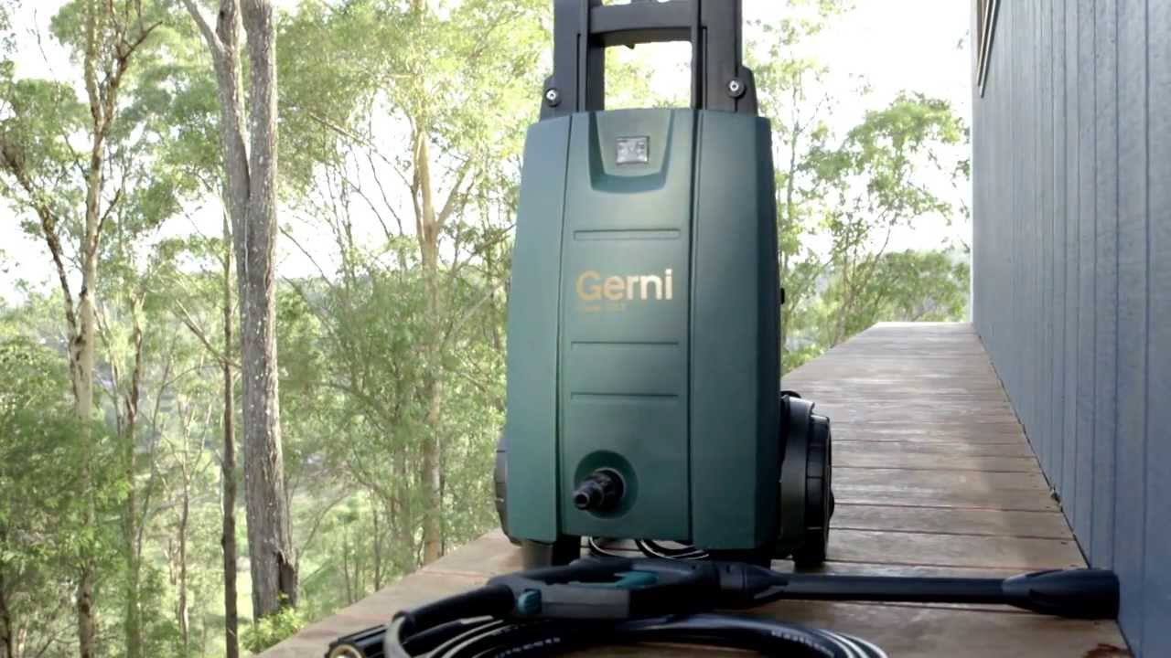 Choosing the right Pressure Washer & Foam Cannon