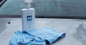 Five reasons to use Autoglym Aqua Wax this winter