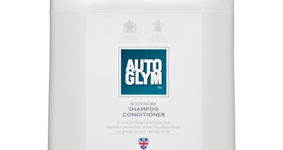 Autoglym 2.5-litre Bodywork Shampoo and Conditioner