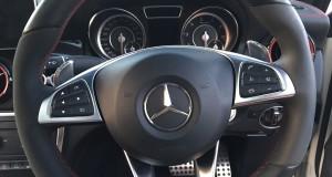 How to clean an Alcantara Steering Wheel.